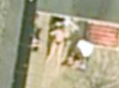 Google Maps Muestra Una Persona Tomando El Sol Desnuda Desdegdl