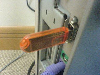 Mi PC no reconoce la memoria USB