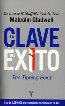 Portada del libro de Tipping Point en Español
