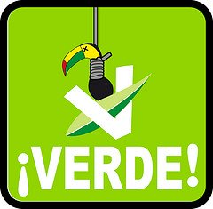 Nuevo logo PVEM
